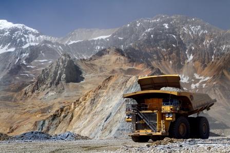 Anglo American produjo 147.100 ton de cobre en primer trimestre