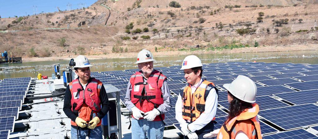 Empresas mineras han incorporado 13 TWh/año en energías renovables