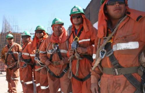 El impacto de la pandemia: Ocupación en la minería cae 15% en doce meses