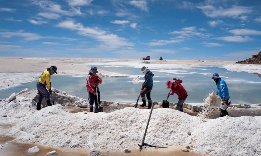 Cámara Minera de Chile y la Cámara Argentina del Litio firmaron un acuerdo de cooperación