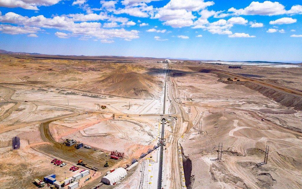 Antofagasta Minerals reduce utilidades en 55% por pandemia