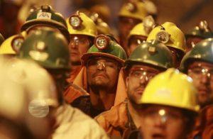 Ocupación en la industria minera cae 21% en los últimos doce meses