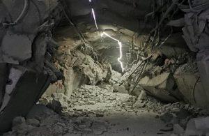 Codelco precisa que foto de supuesto derrumbe en túnel minero es antigua y no corresponde a un accidente