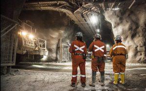 Industria minera crea 5 mil nuevos empleos en el trimestre agosto-octubre
