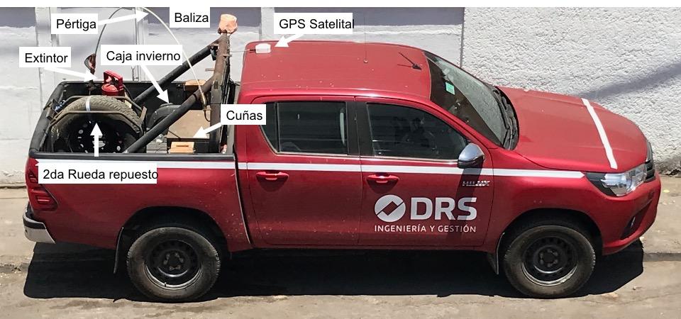 DRS - Camionetas QB2