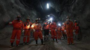 Minería registra mayor nivel de empleo en once meses